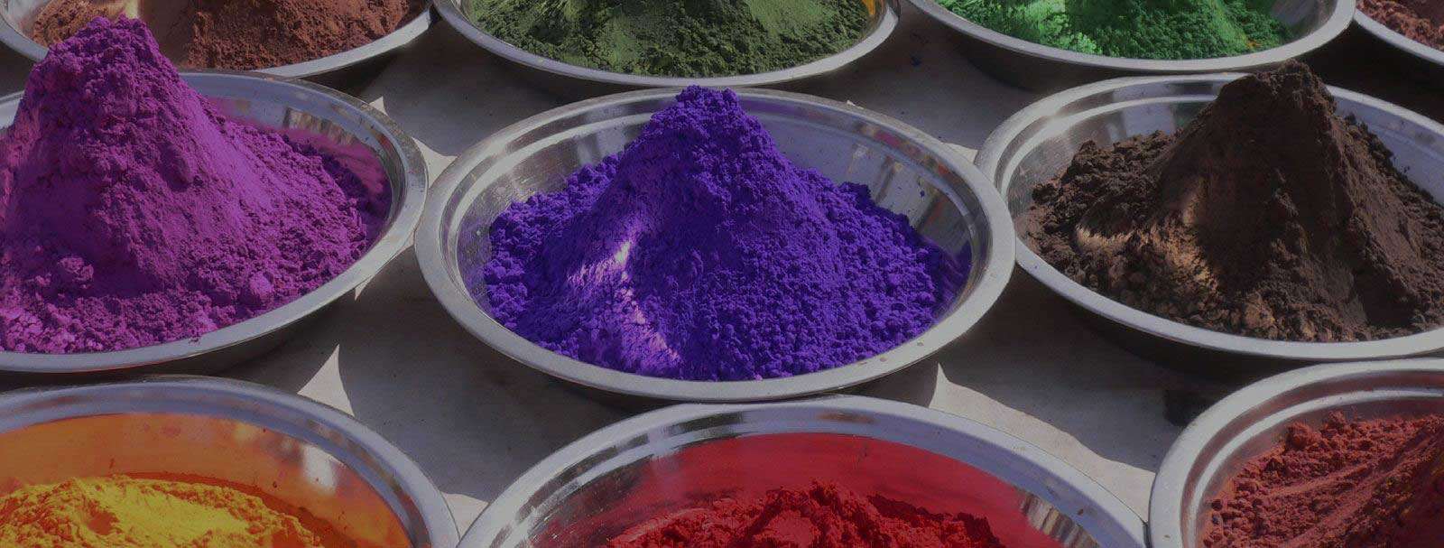 Powder-Pigments